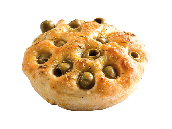 Focaccina Olive 150 g