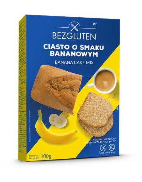 Kuchenmix GF Banane 300g