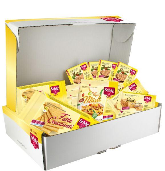 Promobox_Breakfastbox Dr.Schär